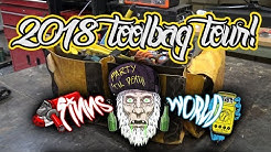 What tools does an industrial electrician carry? | Finns world | Toolbag Tour 2018