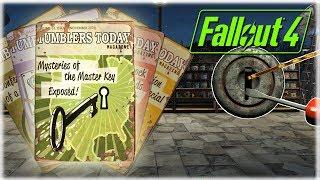 Все журналы Современные замки Fallout 4