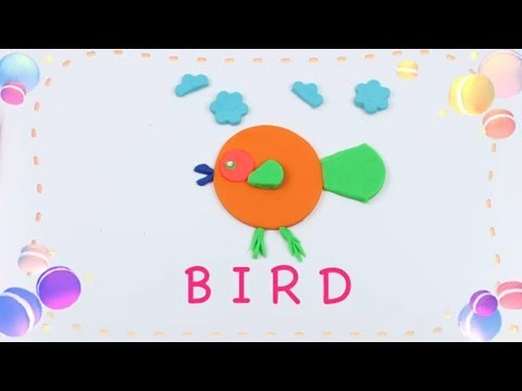 learning-animals-with-play-doh---how-to-make-cute-animals--1-#animalsnames-#funny-#funny-videos