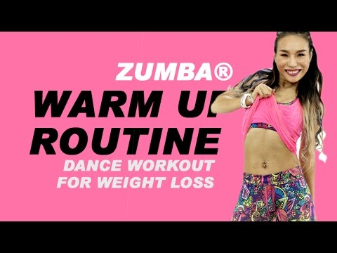 Zumba® Warm up routine | We Wanna Party - Dj Francis| Dance Workout For Weight loss | Michelle Vo