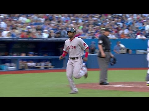 BOS@TOR: Betts Pads Lead With RBI Single In The 1st
