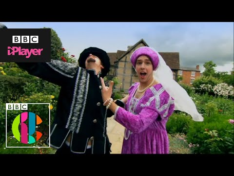 CBBC: All Over the Place - 'Shakespeare' Song