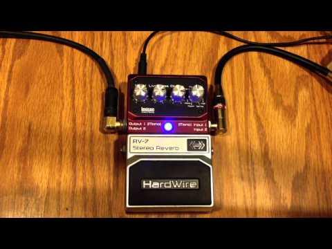 Hardwire Reverb RV-7