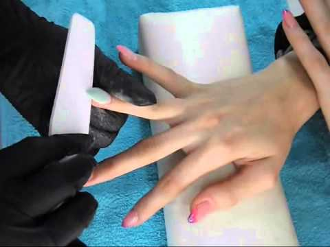 thermo uv nagellack anleitung mit nailart von vylet nails. Black Bedroom Furniture Sets. Home Design Ideas