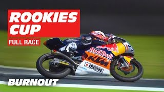 Red Bull Rookies Cup | Mugello FULL RACE 2019 | BURNOUT
