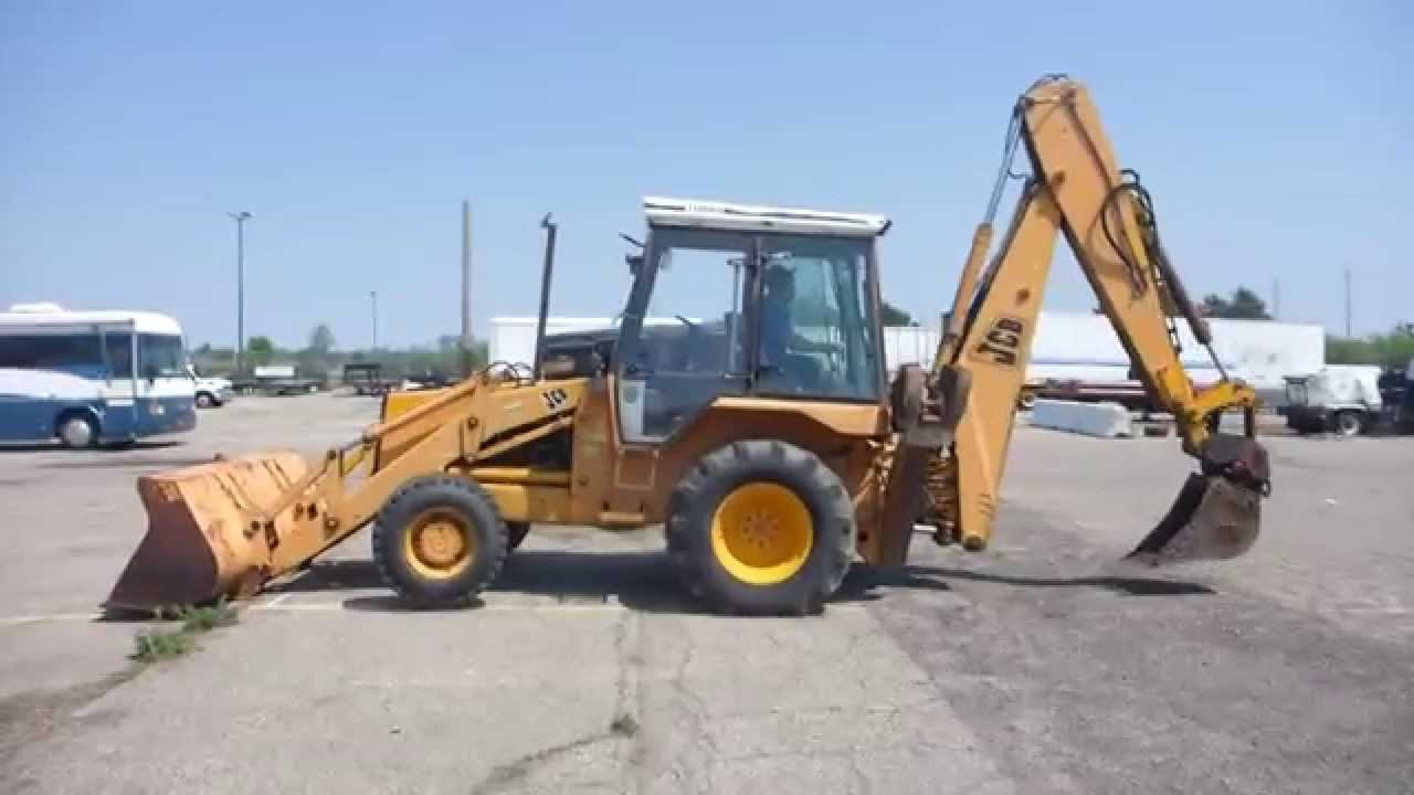1998 JCB 1550B Backhoe/Loader | For Sale | Online Auction