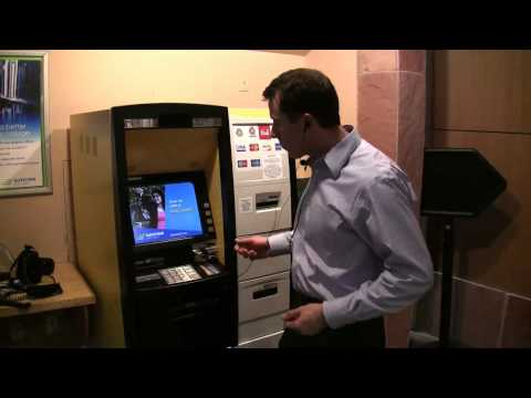 AUDIO ENABLED ATMS