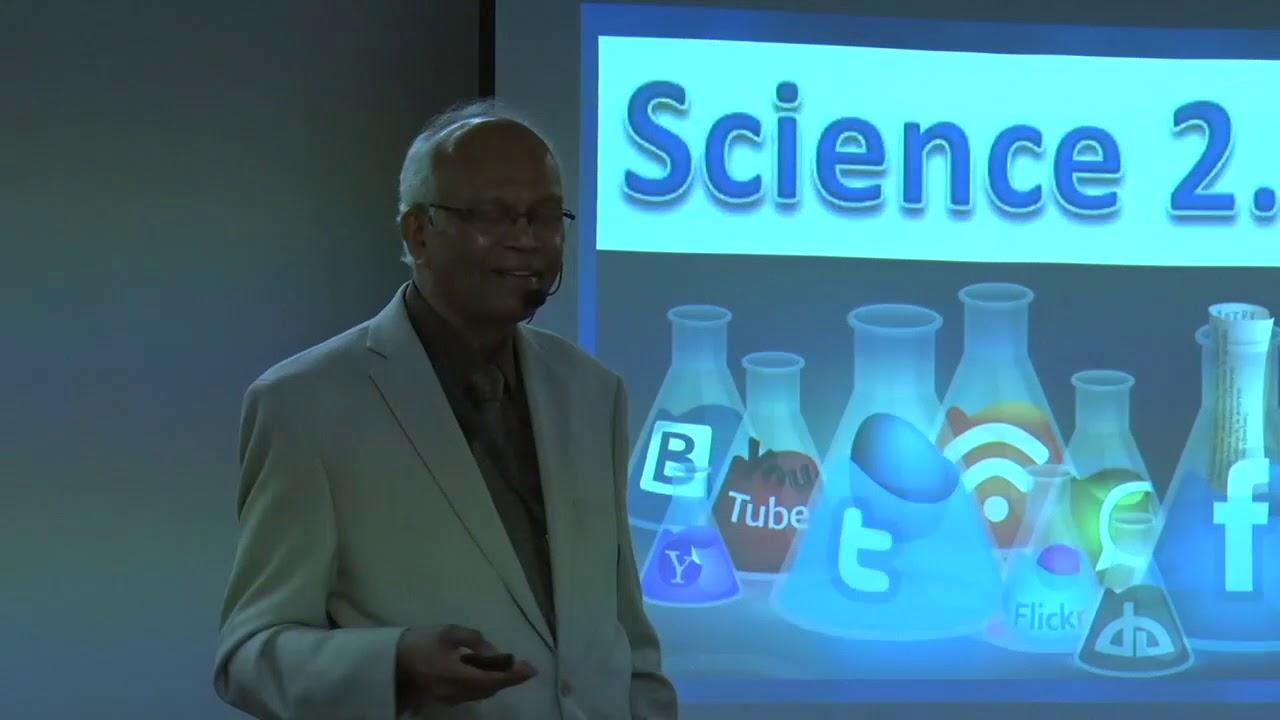Exponential Future - Dr  Raghunath Mashelkar