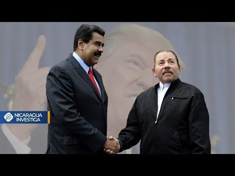 Nicaragua TAMBIÉN PODRÍA ENFRENTAR BLOQUEO ECONÓMICO DE EEUU