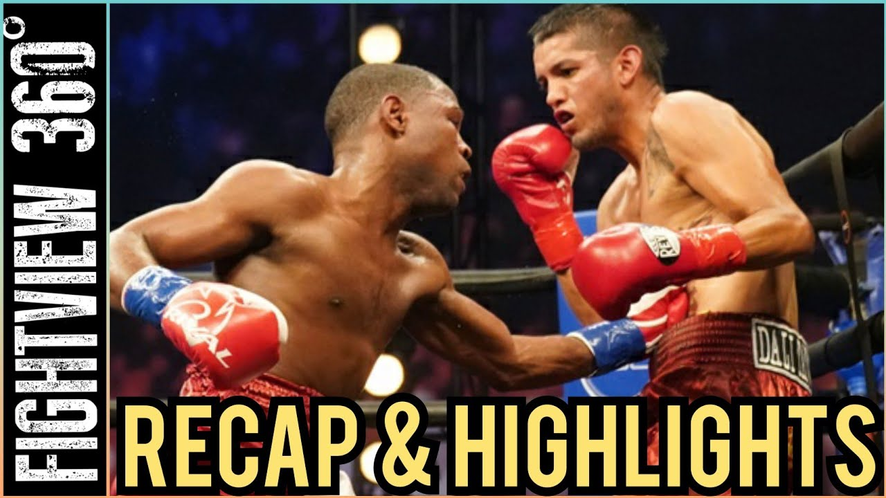🔴 Fortuna vs Lozado Post Fight Recap & Highlights: STILL Takes Too Many Punches - Linares NEXT?