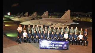 JAS 39 Gripens Delivered to Thailand 2011-02-22