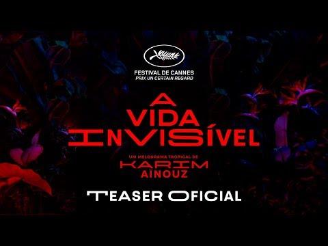A Vida Invisível   Teaser   Breve nos cinemas