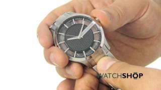 armani exchange men s watch ax2179