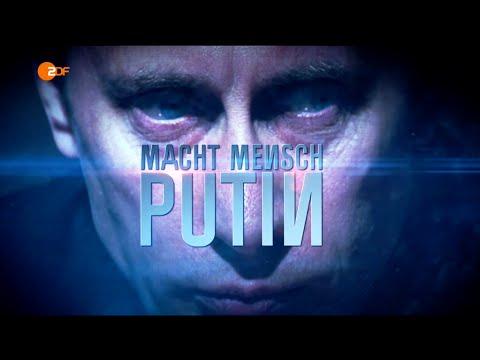 ZDFzeit Machtmensch Putin / Человек власти Путин / 15.12.2015