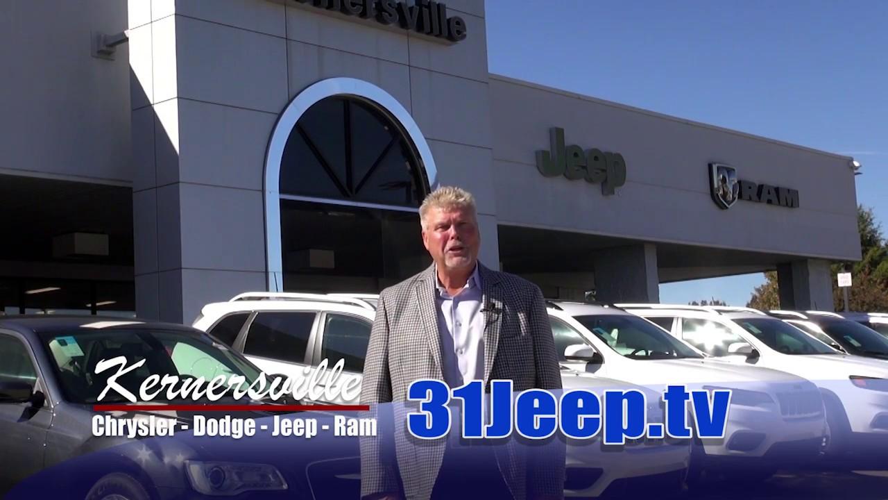 Kernersville Chrysler Dodge Jeep >> Black Friday Jeep Deals At Kernersville Chrysler Dodge Jeep Ram