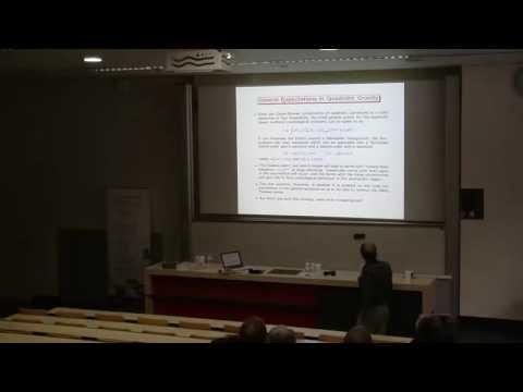 """Pr Christopher Pope """"Black Holes In Einstein Scalar, Proca and Higher-Derivative Theories"""""""
