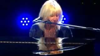 """Fleetwood Mac - """"Songbird"""" and final bows - 12-2-14 - The Viejas Arena in San Diego, CA"""