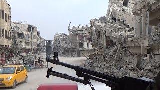 最後の激戦地イラク・モスルの旧市街、今も漂う「死のにおい」