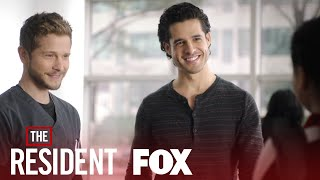 Conrad & Alec Participate In Speed Date Your Doctor | Season 2 Ep. 18 | THE RESIDENT