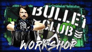 La création d'AJ Styles Dans WWE 2K15