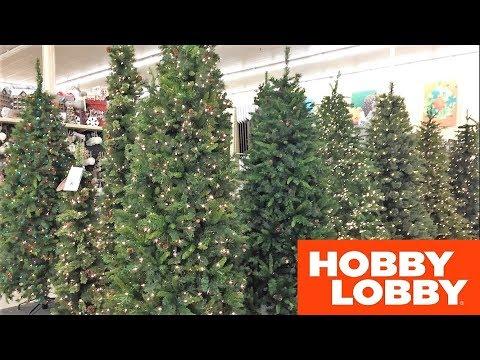 Christmas Trees Hobby Lobby.Hobby Lobby Christmas Decorations Decor Christmas Trees Shop