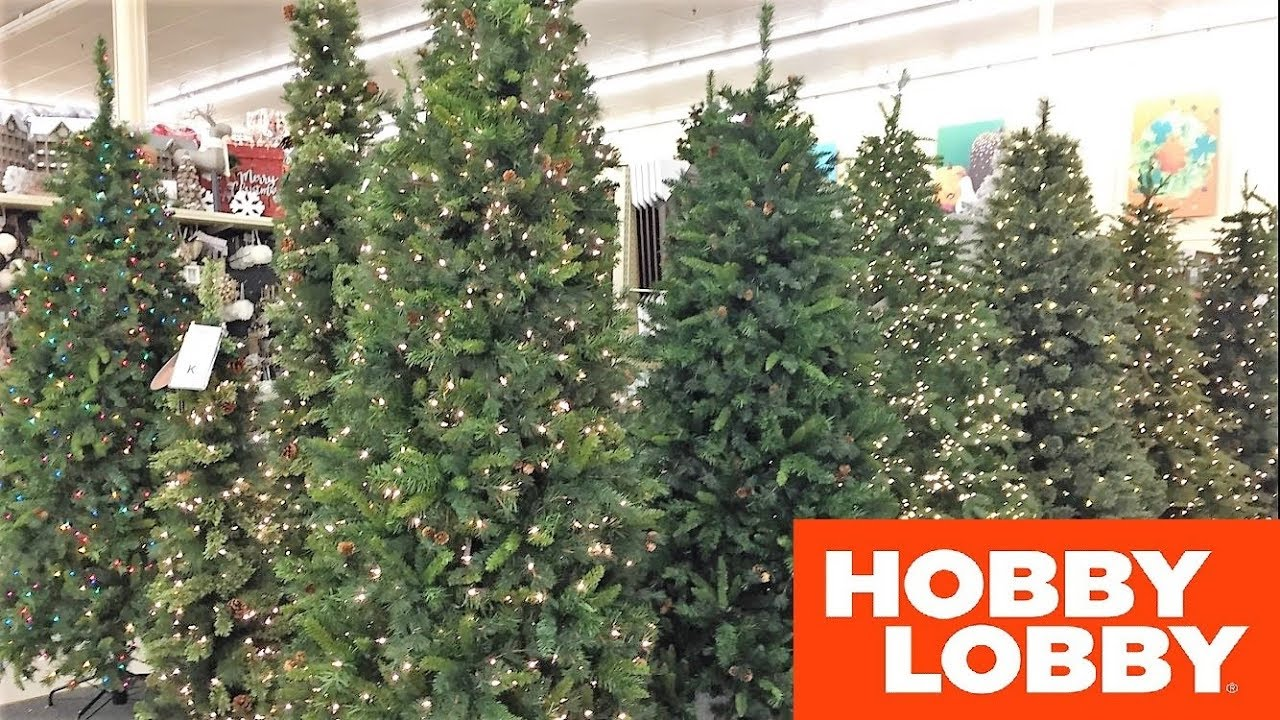Hobby Lobby Christmas Wreaths.Hobby Lobby Christmas Decorations Decor Christmas Trees Shop With Me Shopping Store Walk Through 4k
