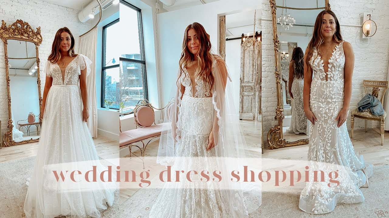 Wedding Dress Shopping Trying On 24 Dresses Youtube,Princess Ball Gown Beautiful Wedding Dresses