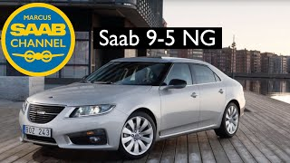 New Saab 9-5 2010