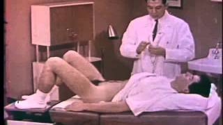 Repeat youtube video Male urological examination 1965 (part 2)