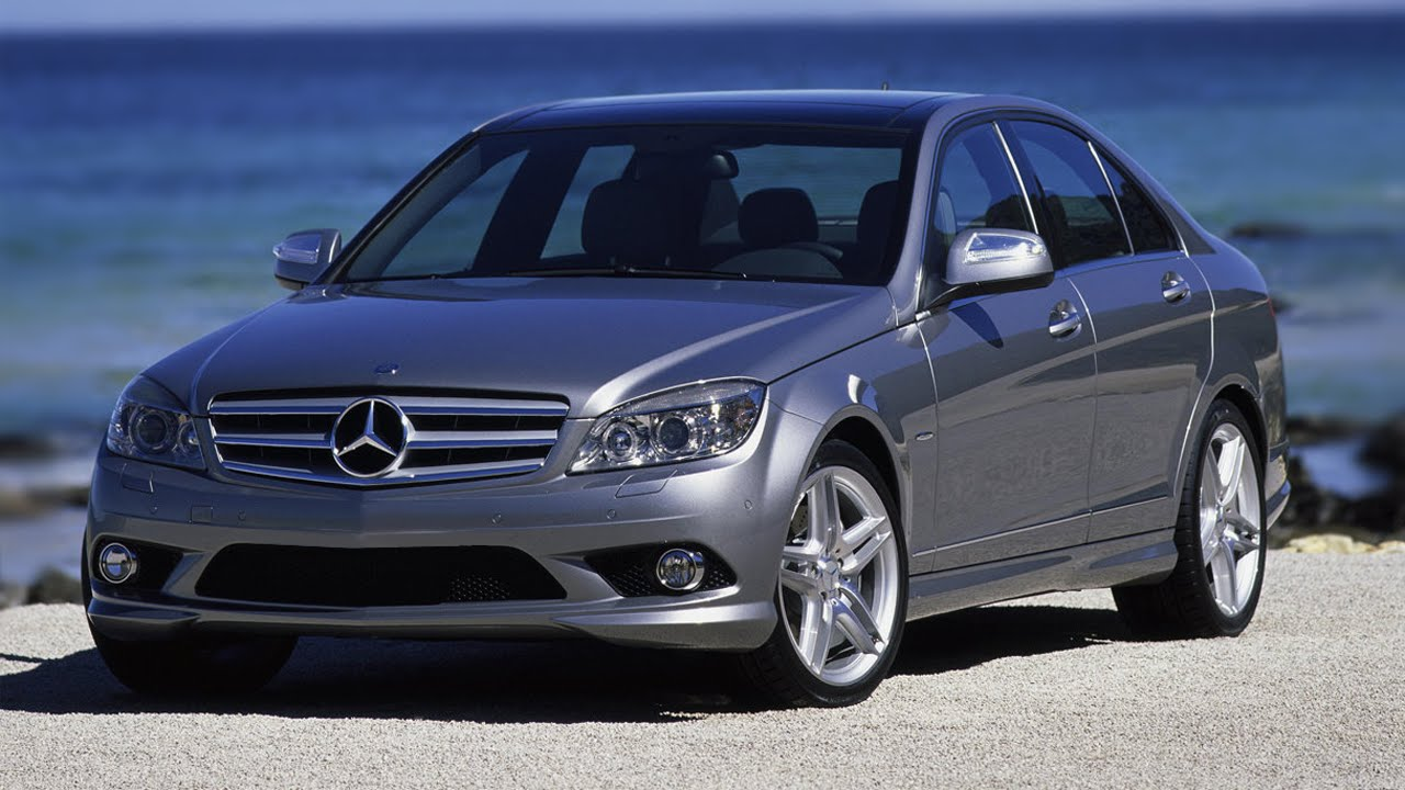 2008 mercedes benz c320 cdi 3 0 avantgarde youtube