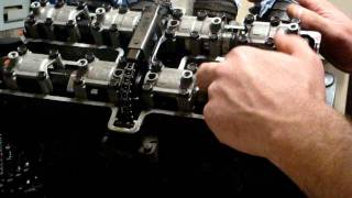 fzr1000 r/ru valve clearance part 5