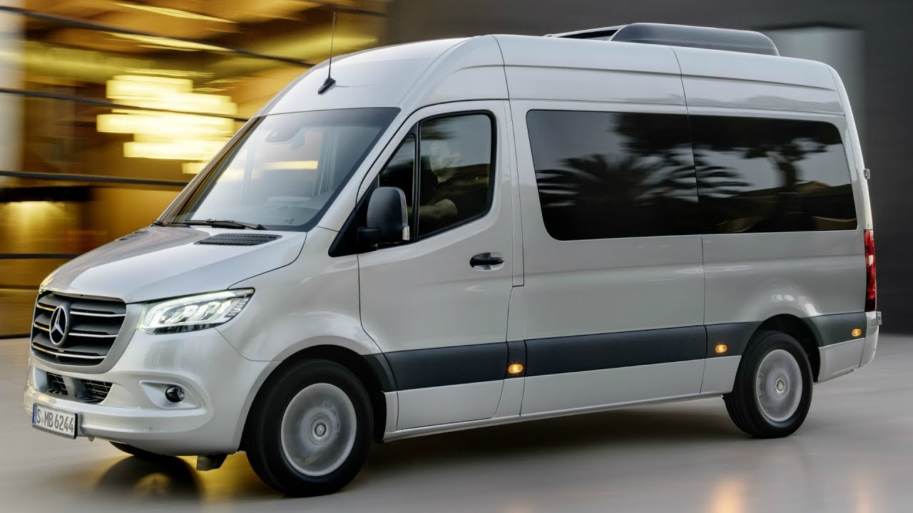 2018 mercedes sprinter tourer ergonomics and functionality at passenger car level youtube. Black Bedroom Furniture Sets. Home Design Ideas