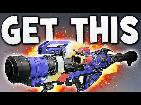 Destiny - GET THIS ROCKET NOW HOLY SH*T !!!!