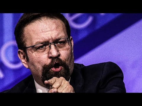 Sebastian Gorka Says That Right Wing Extremist Attacks Don't Exist