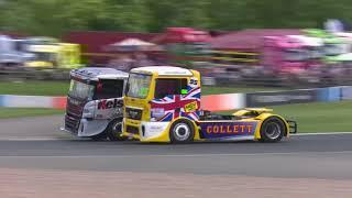 British Truck Racing Championship 2017 Donington Park