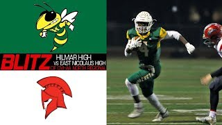 CIF DVI-AA Northern Regional: Hilmar vs East Nicolaus | The Blitz