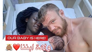 OUR SON'S BIRTH * raw & real*