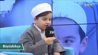 5 Yaşında ki Muhammed Hamza Karakaya Talebemizden YASİN SURESİ