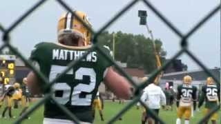 Green Bay Packers Training Camp 8-5-11  (when Walden Attacks)