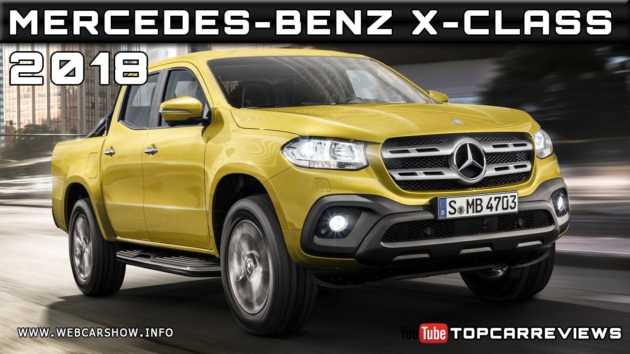 2018 mercedes benz x class review rendered price specs release date youtube. Black Bedroom Furniture Sets. Home Design Ideas