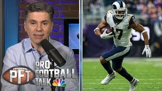 Download PFT Overtime: Robert Woods' contract, Joe Mixon's belief in Bengals | Pro Football Talk | NBC Sports Mp3 and Videos