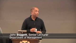 Hot Topics in Business: John Doggett on the CIA (China, India, and America)