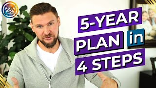 4 Steps To Financial Freedom In 5 Years
