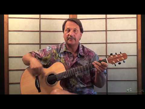 Acoustic Guitar Lesson Preview: Signe by Eric Clapton