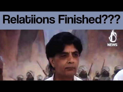 Relations Finished Or Restained - Ch Nisar Will Do Press Conference