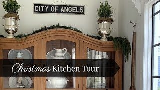 Kitchen Tour - Christmas in the Kitchen