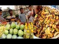 Street Mixed fruits Recipe-Guava Boroi Tamarind Mixed Masala Pickle (Vorta)*Street Food Dhaka Uttara