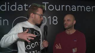 Round 13. Interview with chess photographer David Llada