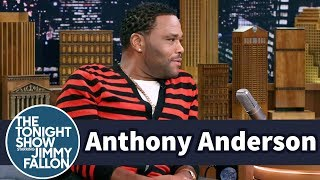 connectYoutube - Anthony Anderson Lost $300 in a Golf Game with Barack Obama