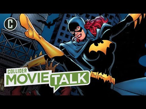 Batgirl Movie Back in Development at DC - Movie Talk